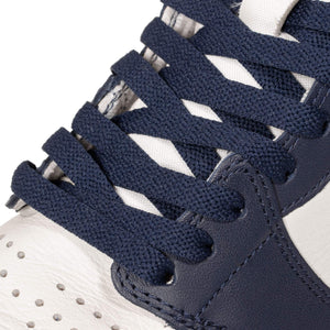 Navy Blue Jordan 1 Replacement Shoelaces