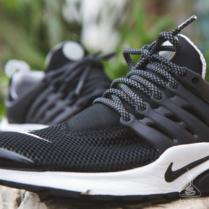 "Black 3M Laces Nike Air Presto - 54"" lace length"