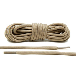 Oxford Tan Rope Laces