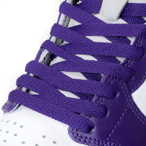 Purple Jordan 1 Replacement Shoelaces