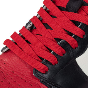 Red Jordan 1 Replacement Shoelaces