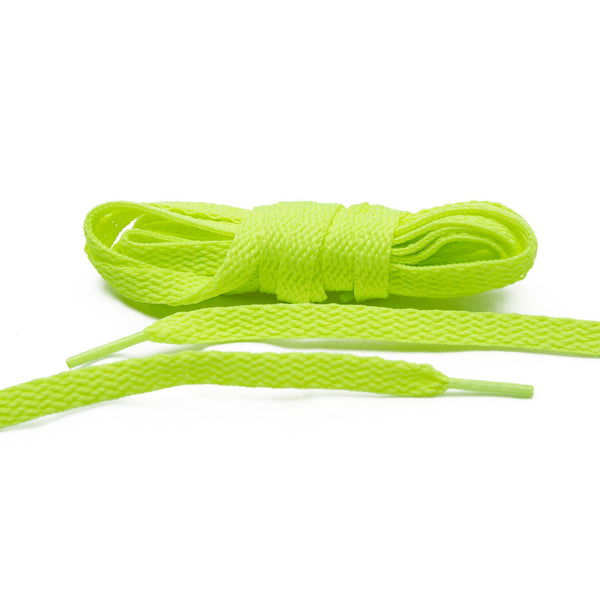 Grab a of Lace Lab's Volt Shoe Laces to add some brightness to your Jordan Retro's.