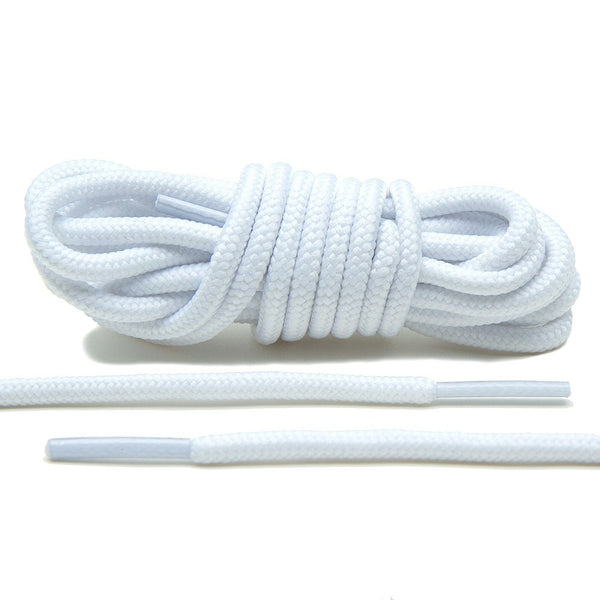 Lace Lab's White XI Rope Laces are the best replacement laces on the market for your Jordan 11's.