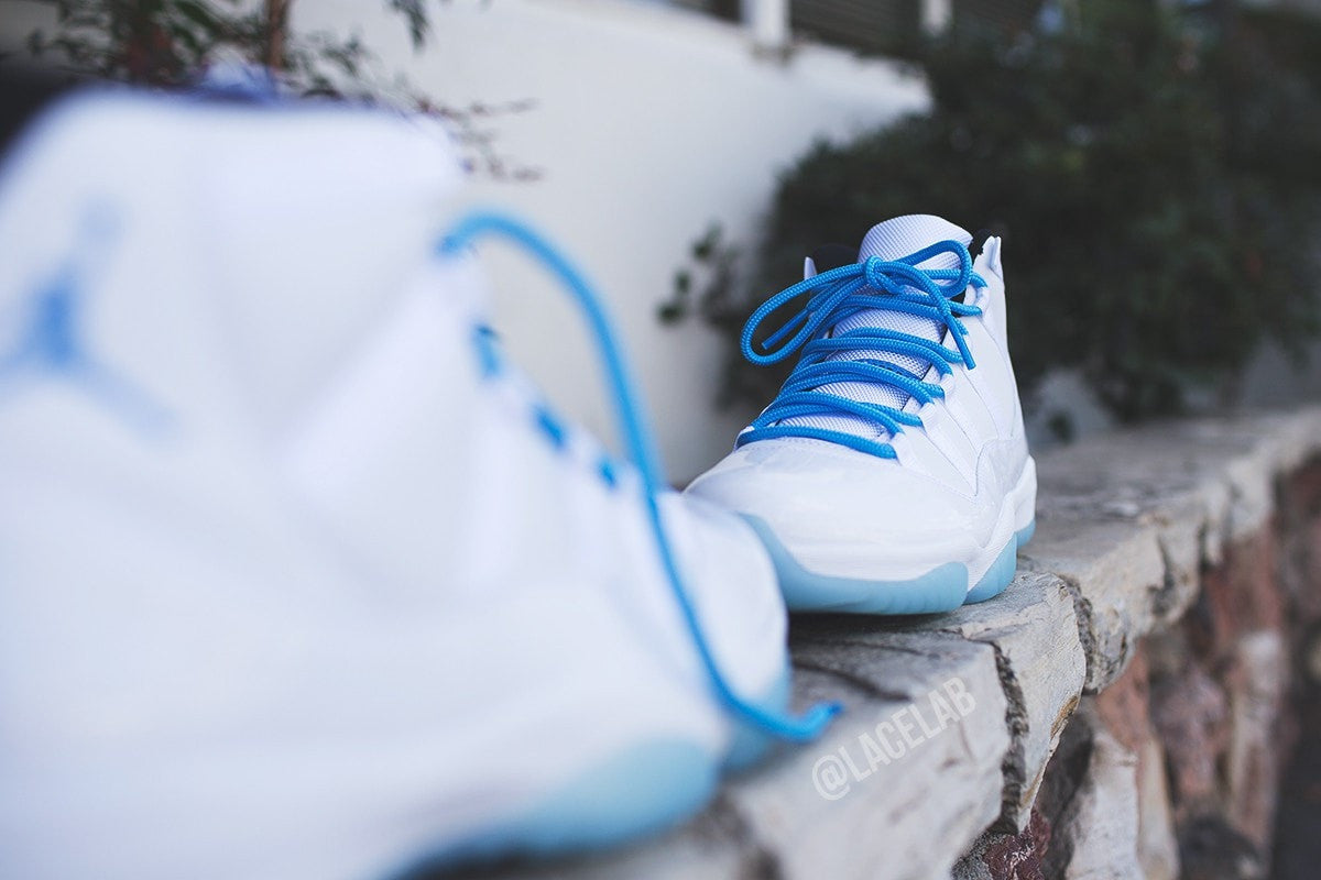Legend Blue - XI Rope Laces  e9fb64317