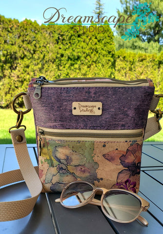 Pakana Convertible Waist/Crossbody Bag - PDF Pattern