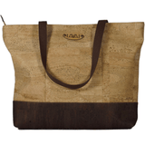 Cork Hapai - Natural - Handmade Cork Fabric Bags