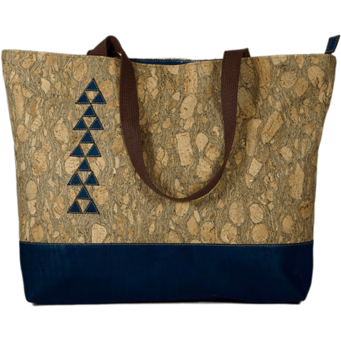 Cork Hapai - Root - Handmade Cork Fabric Bags