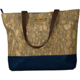 Cork Hapai - Root - Handmade Vegan Cork Fabric Bags