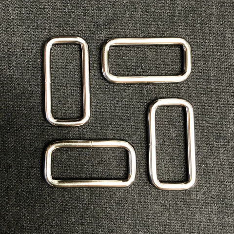 Rectangular Ring - (set of 4)