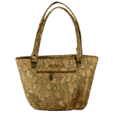 Niu Handbags - Handmade Vegan Cork Fabric Bags