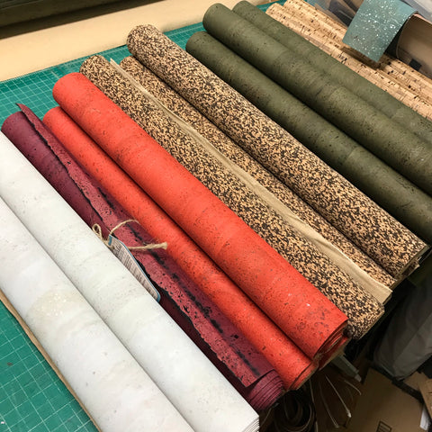 *SALE* Half Yard of Cork Fabric