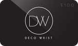 DecoWrist Gift Coupon $100 - Perlon and Nato watch band straps