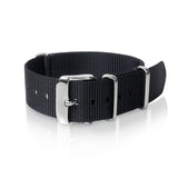 Nato Strap Navy Blue Watch band 18 mm at Decowrist – decowrist
