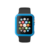 Sky Blue Ultra Slim Hard Snap On Case for Apple Watch / Apple Watch Sport ( 42mm / 38mm)