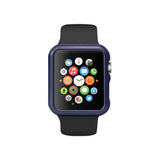 Indigo Blue Ultra Slim Hard Snap On Case for Apple Watch / Apple Watch Sport ( 42mm / 38mm)