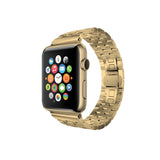 Yellow Gold Stainless Steel Strap Band Bracelet for Apple Watch / Apple Watch Sport / Apple Watch Edition