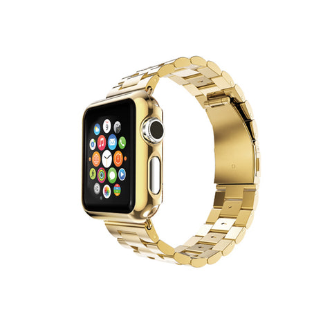 Silver Stainless Steel Strap Band Bracelet for Apple Watch / Apple Watch Sport / Apple Watch Edition