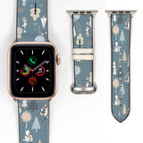 Disney Winnie the pooh Inspired 38 40 42 44 mm Soft Silicon Sport Strap Apple Watch Band -v882