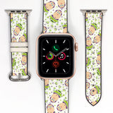Disney Toy Story Buzz Lightyear Inspired 38 40 42 44 mm Soft Silicon Sport Strap Apple Watch Band -v105