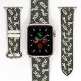 Disney Toy Story Buzz Lightyear Inspired 38 40 42 44 mm Soft Silicon Sport Strap Apple Watch Band -v753