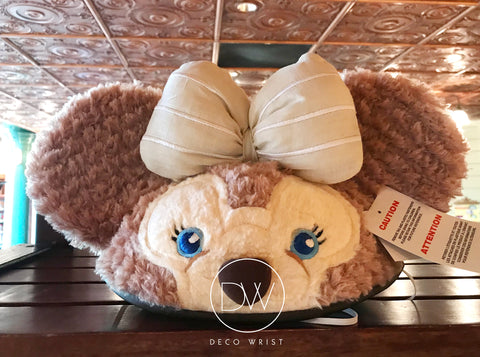 Authentic Disney Parks Duffy and Friend ShelliMay Bear Mickey Ears Hat - Adult