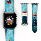 Disney Princess Merida Brave Inspired 38 40 42 44 mm Soft Silicon Sport Strap Apple Watch Band -v167