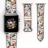 Disney Cruise Mickey Mouse Inspired 38 40 42 44 mm Apple Watch Band -v841