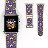 Disney Villains 38 40 42 44 mm Evil Queen Soft Silicon Sport Strap Apple Watch Band -v728