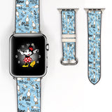 Disney Finding nemo seagulls mine Inspired 38 40 42 44 mm Soft Silicon Sport Strap Apple Watch Band -v737