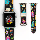 Disney Toy Story Inspired 38 40 42 44 mm Soft Silicon Sport Strap Apple Watch Band -v875