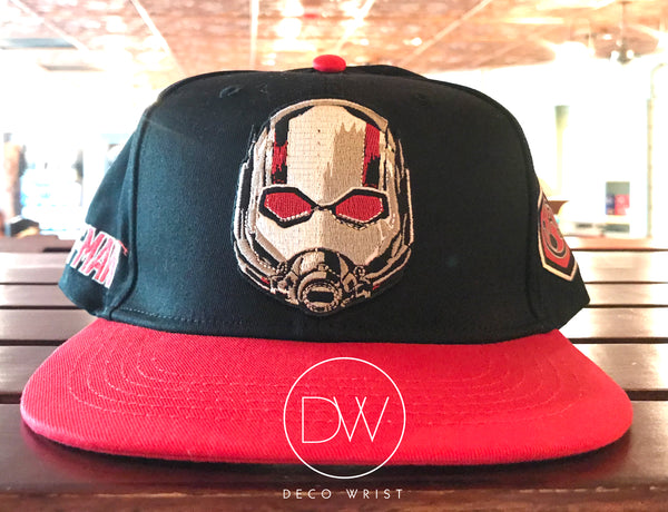 Authentic Disney Parks Marvel Hero Avengers Ant-man Adjustable Cap - Adult