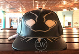 Authentic Disney Parks Marvel Hero Avengers Black Panther Head Adjustable Cap - Adult