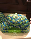 Authentic Disney Parks Toy Story Space Aliens Pattern Adjustable Cap - Adult