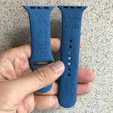 Toy Story - You got a Friend in me inspired Laser Engraved Apple Watch Band