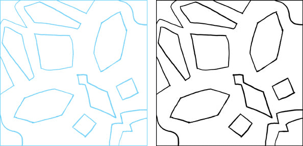 Souk pattern drawings 1