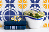 Tyles Citrus Plates in King Blue and Golden Yellow - Tyles  - 4