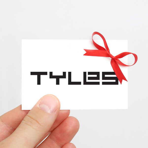TYLES Gift Card!