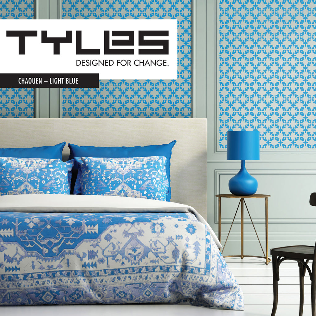 NEW! Tyles Chaouen in Light Blue - Tyles  - 1