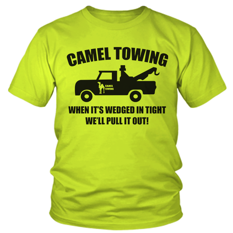 Camel Towing - Safety Yellow