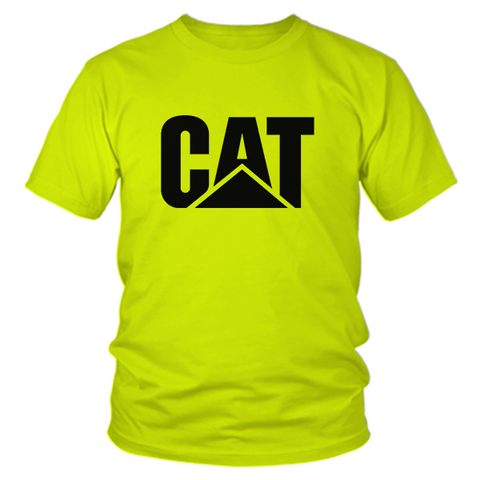 Cat - Safety Yellow