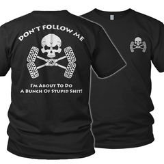 dont-follow-me-tee