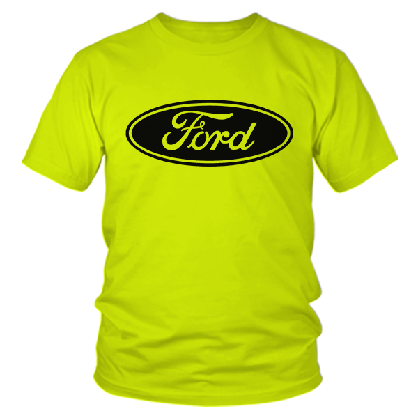 Ford - Safety Yellow