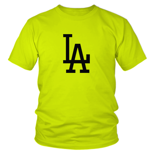 LA - Safety Yellow