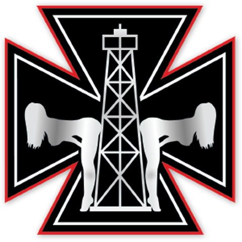 oilfield-cross-decal