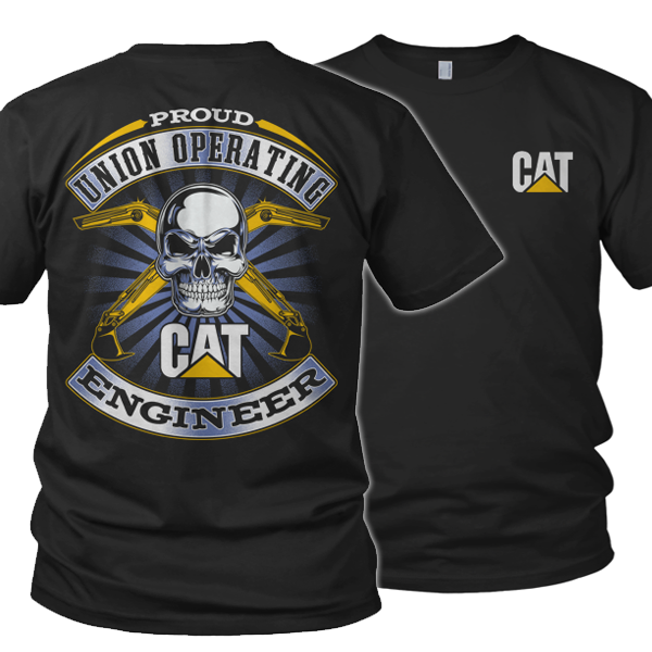 CAT Operating Engineer