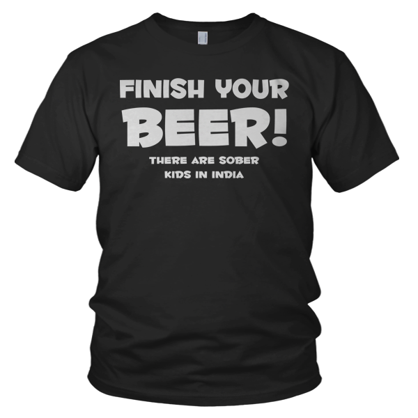 finish-your-beer-black-t-shirt