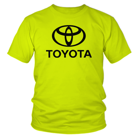 Toyota - Safety Yellow