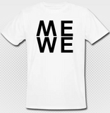 ME WE organic arT-Shirt