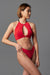 Shark Polewear Cherry Top - Red-Shark Polewear-Pole Junkie