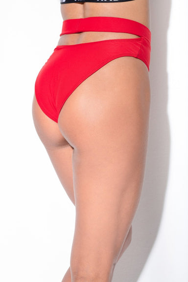 RAD Bahari Shorts Eco - Red-RAD-Pole Junkie
